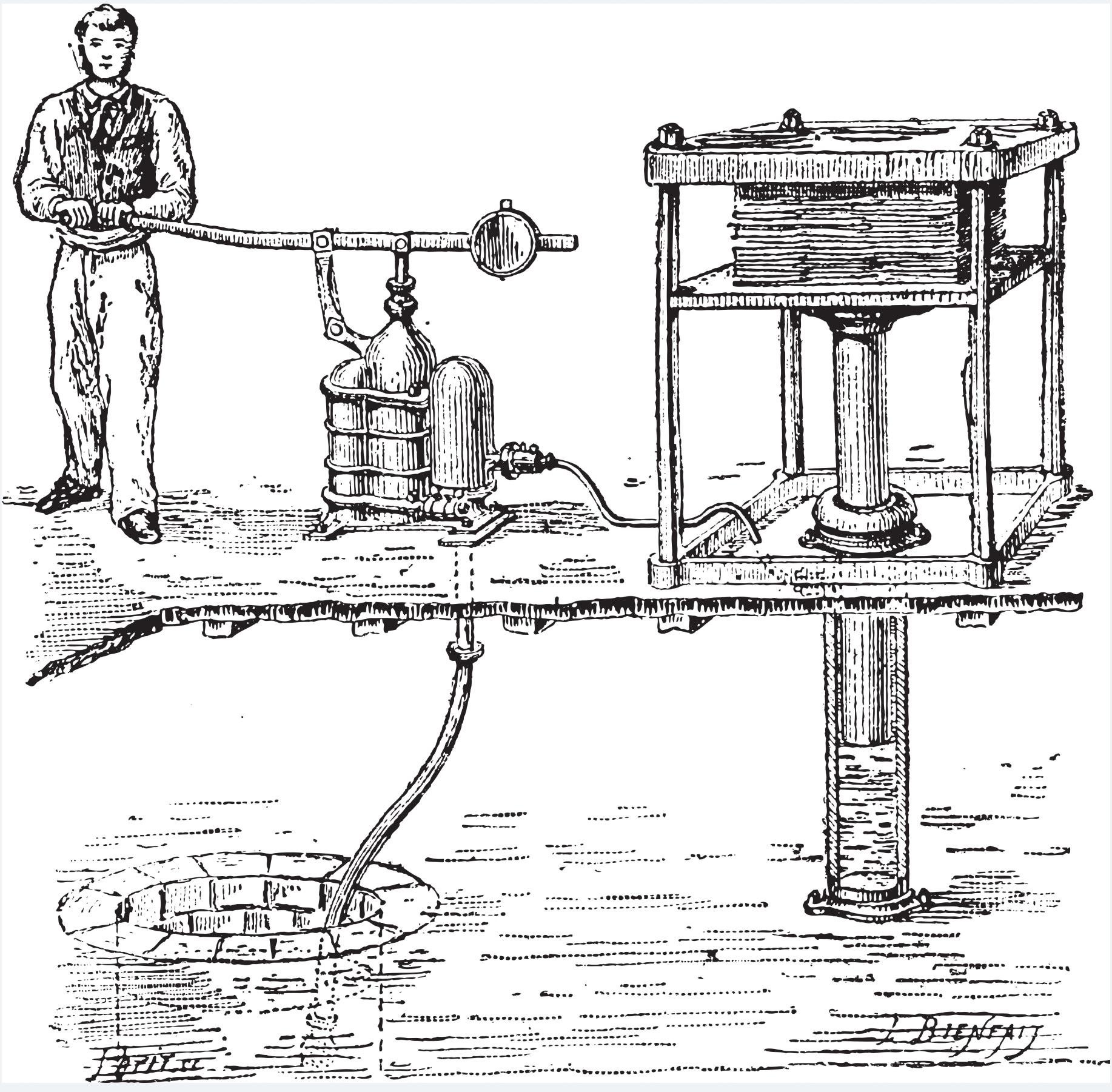 history of hydraulics
